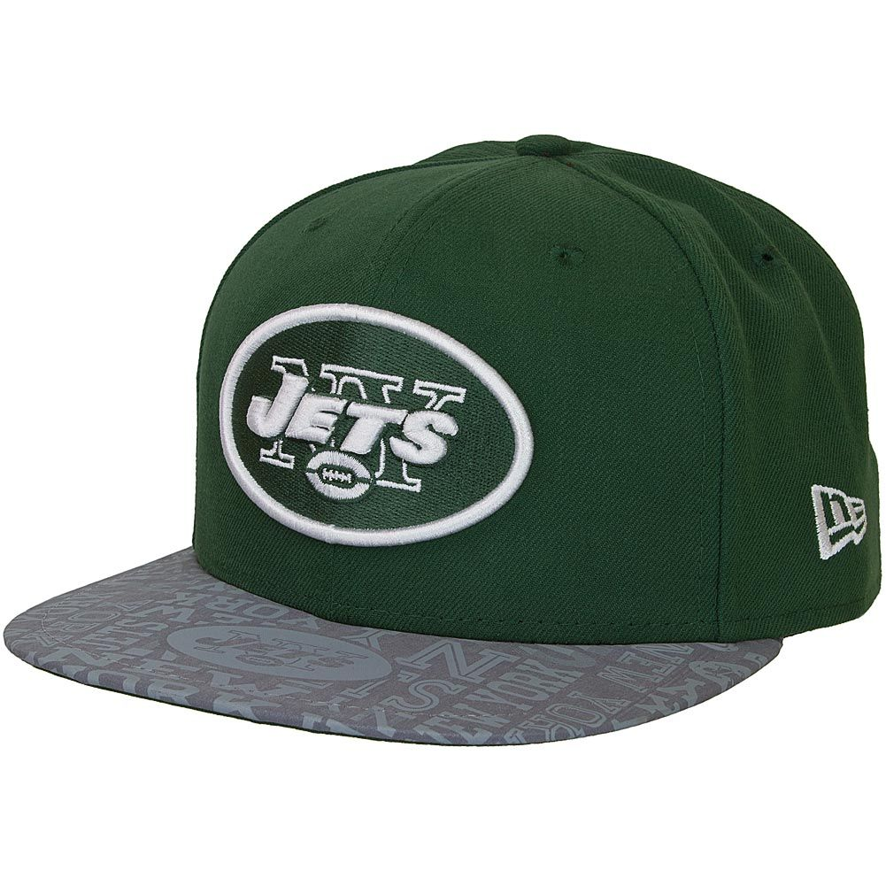 timeless design ca0a2 2d68e New Era 59FIFTY Cap NFL Draft 2014 On Stage New York Jets