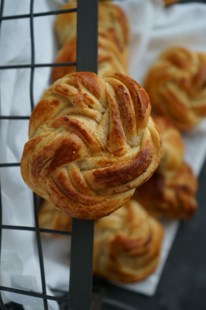 Zimt-Joghurtkringel aus fluffigem Hefeteig - Lissi's Passion #octoberfestfood