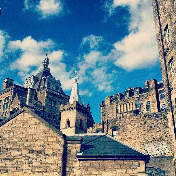Amazing Places To See Scotland: Edinburgh, Beautiful Places