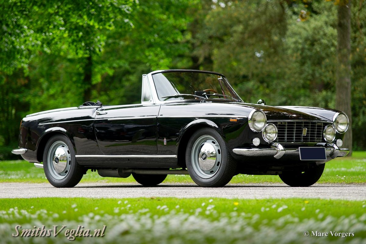 1963 Fiat 1600 S - OSCA Convertible, Very rare and sought after! | Classic Driver Market