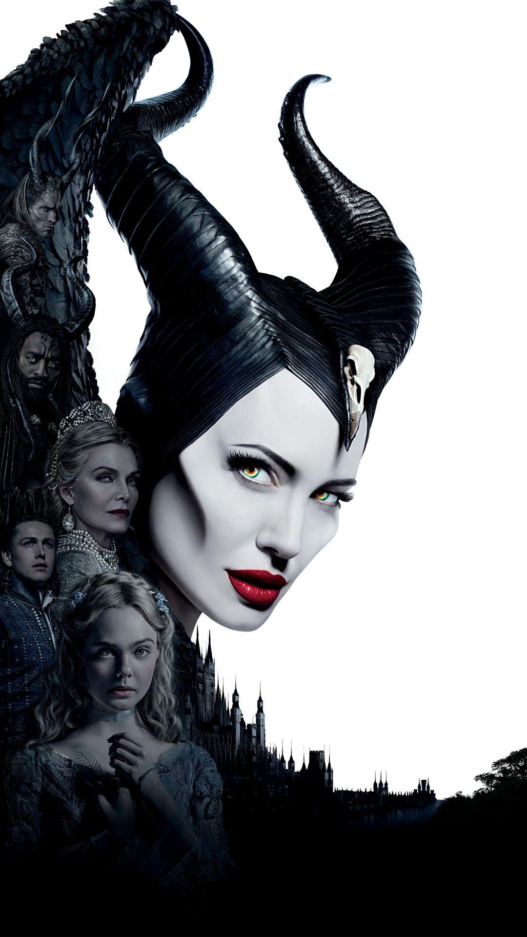 1080x1920 Maleficent Mistress Of Evil Witch Movie 2019 Wallpaper Watch Maleficent Maleficent Movie Maleficent 2
