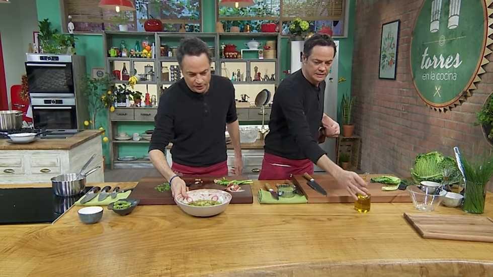 Great Torres En La Cocina   Hoy, Jamón, Torres En La Cocina Online, Completo
