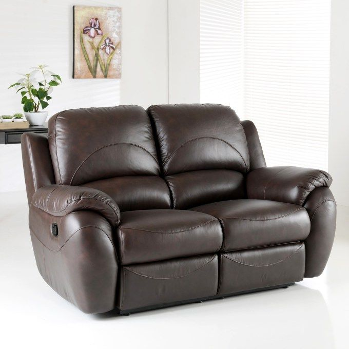 Pin by homysofa on Office Sofa | Leather reclining sofa, Leather ...