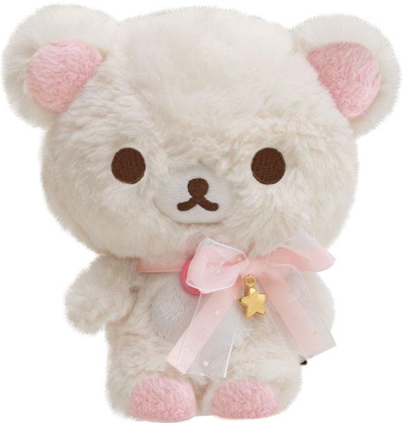 Mx86501 Rilakkuma Pajama Party Plush Korilakkuma San X Cute Stuffed Animals Plush Dolls Kawaii Plushies