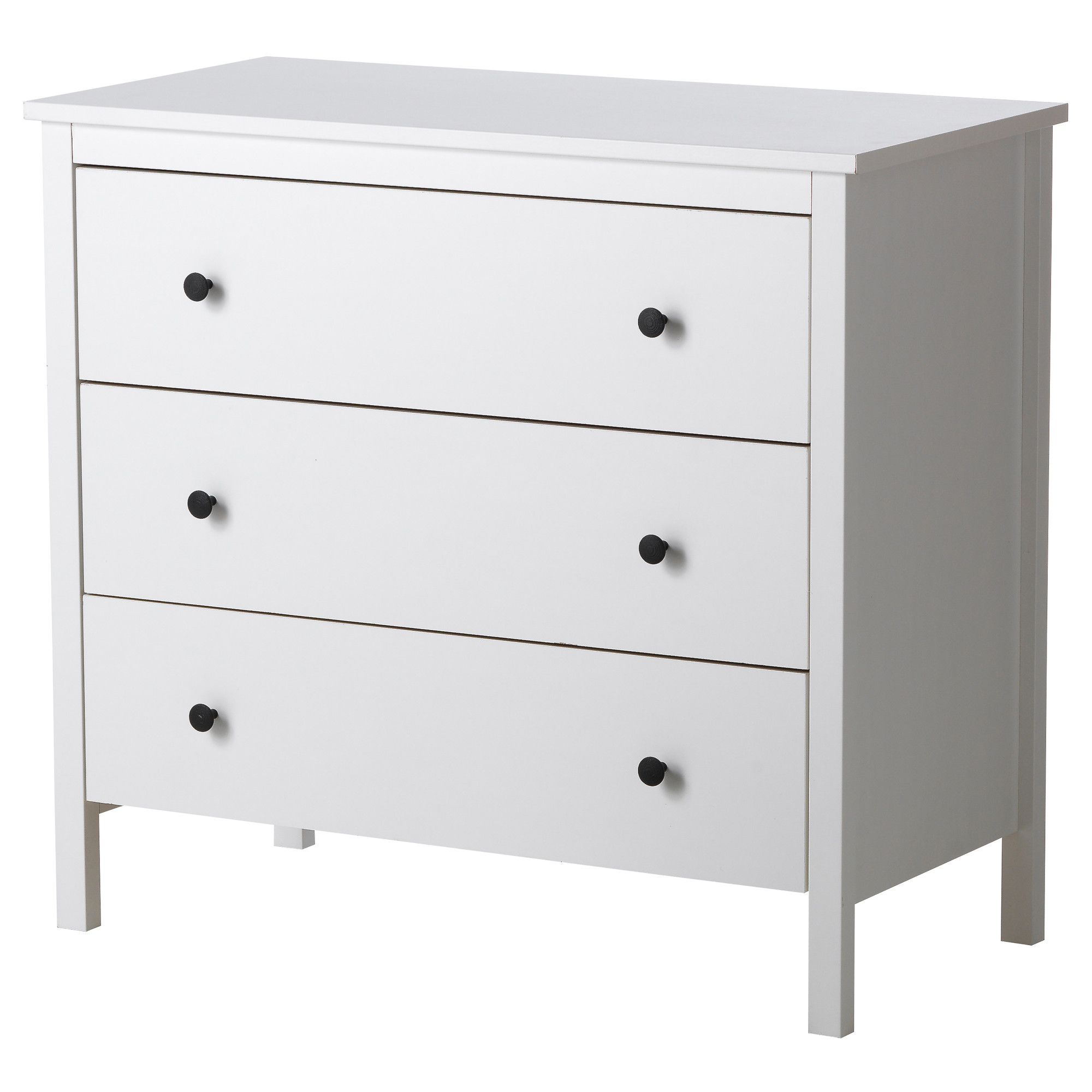 This Dresser Will Fit Perfectly In Our Small Space  I Plan To Make It More  Personal With Different Drawer Pulls KOPPANG 3 Chest IKEA White7