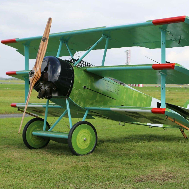 Fokker Dr.I replica