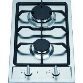 #1: Ramblewood high efficiency 2 burner gas cooktop(LPG/Propane Gas), GC2-43P.