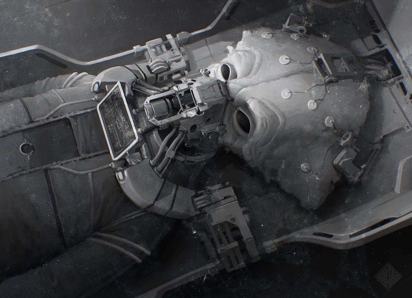 Vadim Shchepilov - Alien