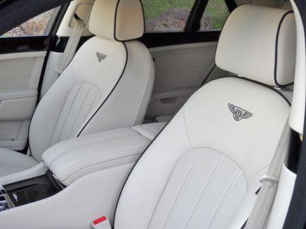 2012 Bentley Mulsanne 68 6212 In Onyx Black With Linenbeluga
