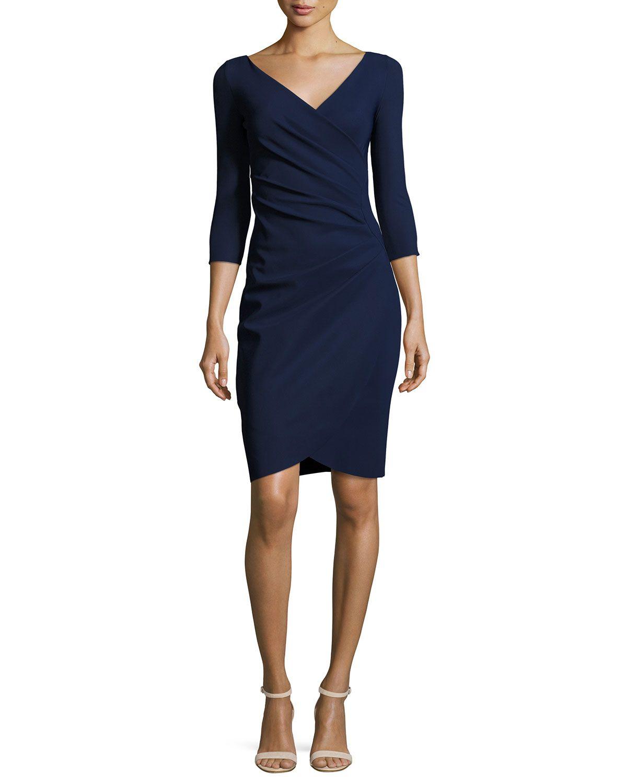 485c63c7618ac Petite Cocktail Dresses Neiman Marcus