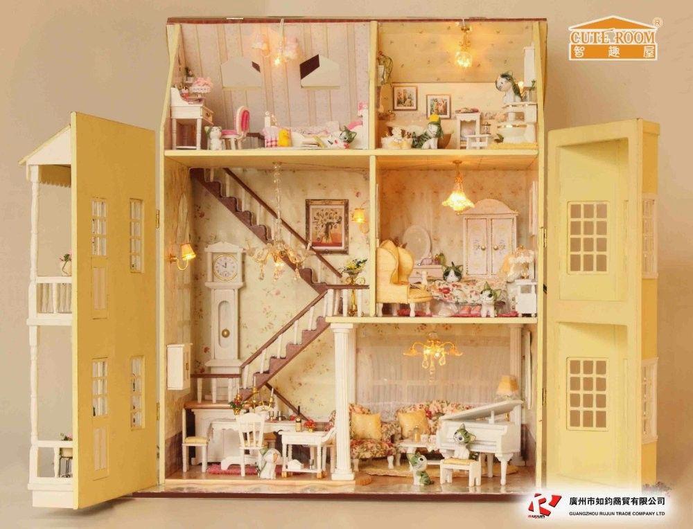 Wooden Dollhouse Plans Free Luxury Barbie Doll House Plans Awesome Wooden Dollhouse Plans Free Doll House Plans Wooden Dollhouse Dollhouse Miniatures Diy