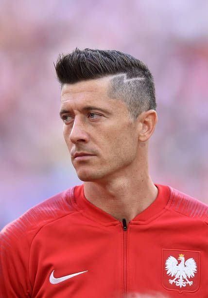 Robert Lewandowski Of Poland During The 2018 Fifa World Cup Russia Group H Match Between Poland And Senegal At Sp Robert Lewandowski Lewandowski Fifa World Cup