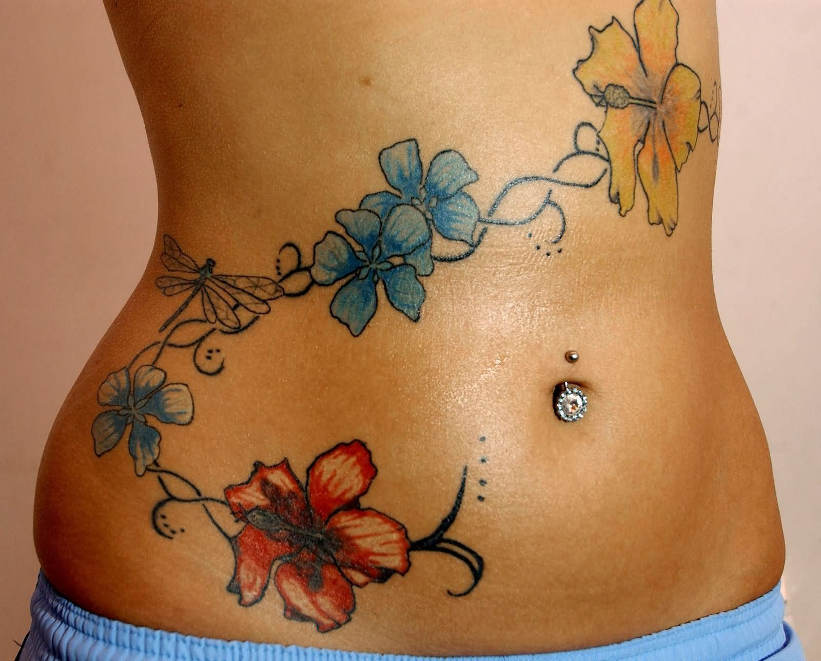 123 best belly tattoos images on pinterest