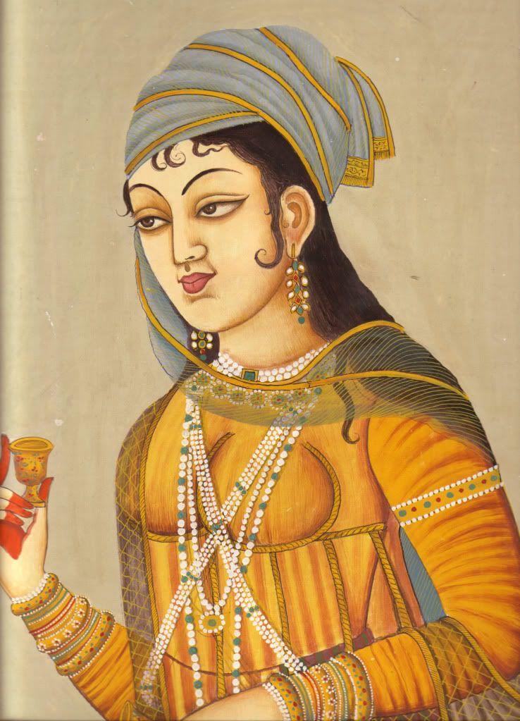 Nur Jahan Mughal Queens and Princesses Mughal