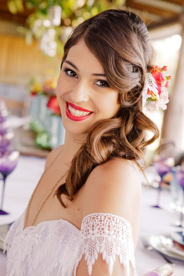 10 Jaw Dropping Hairstyles From A Mexican Wedding Mexican