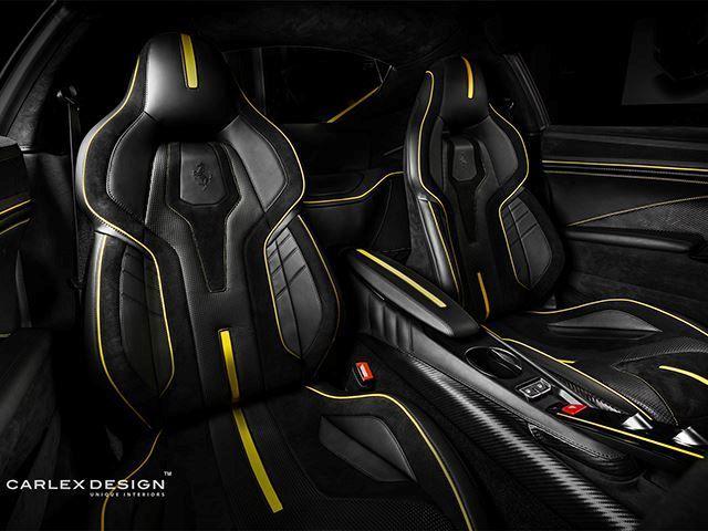 This Ferrari F12 Berlinetta Custom Interior Is A Feast For The Eyes V 2020 G S Izobrazheniyami Dizajn Salona Avtomobilya Avtokresla Avtomobili