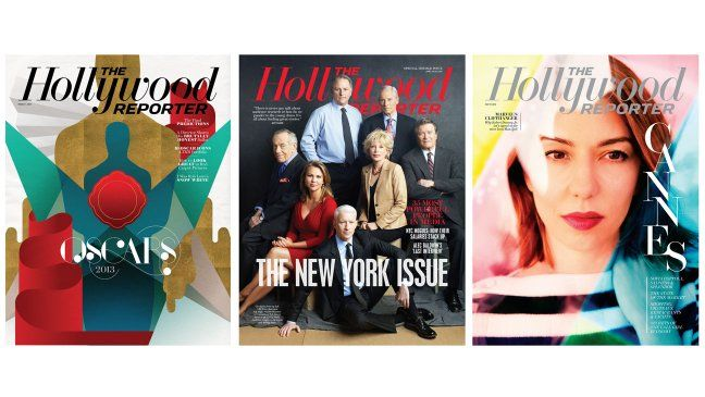 Hollywood Reporter Scores First National Magazine Award Nom for 'General Excellence'