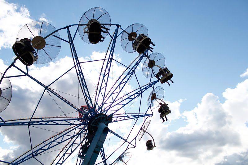 Pilvenpyörä, Lintsillä