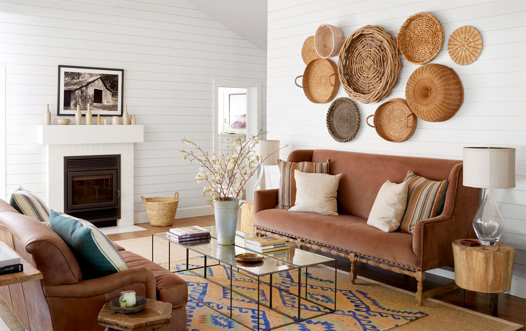 Inside A Stunning California Wine Country Cottage Trending Decor Decor Home