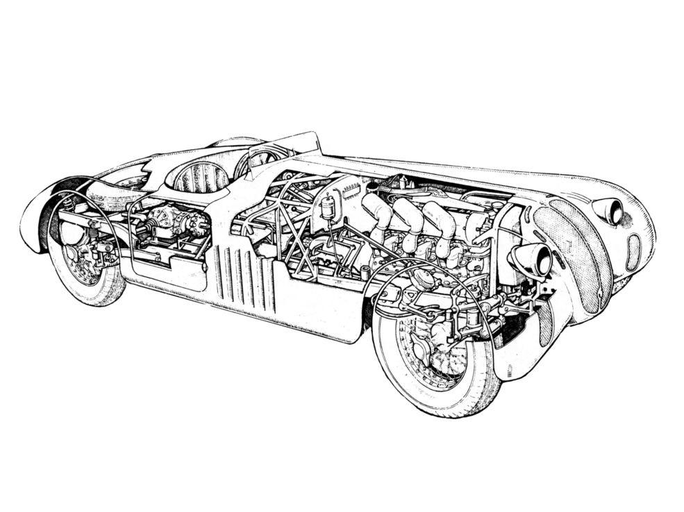 Alfa Romeo 6c 2500 Ss Ala Spessa 1940 Cars Pics