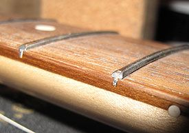 Narrow Tall Medium Jumbo Fret Sizes Explained Jumbo Repair Guitar