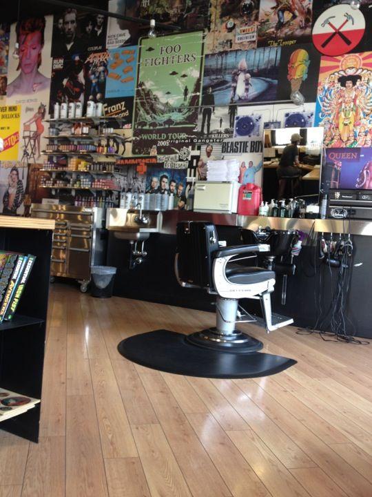 Floyd S 99 Barbershop Barber Shop Barbershop Design Barber Shop Interior