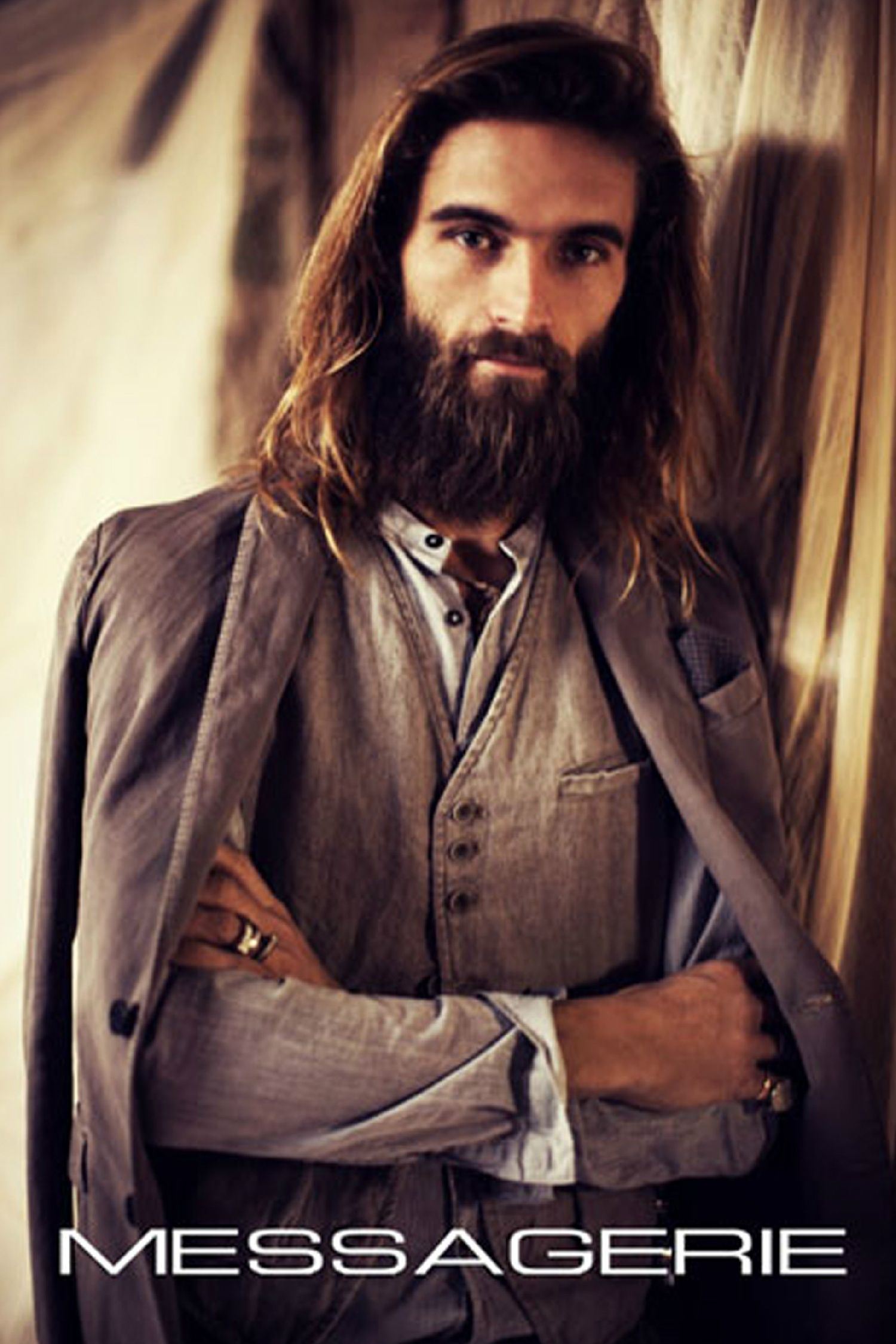 Pin by Robert on Pogonophiles Men's fashion brands