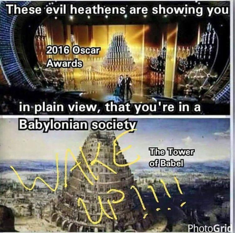 America is Babylon  Iran will bomb America in biblical