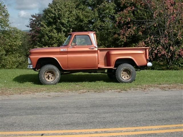Post pics. Lets see how many 60-66 4x4 are out there. - Page 5 - The 1947 - Present Chevrolet & GMC Truck Message Board Network