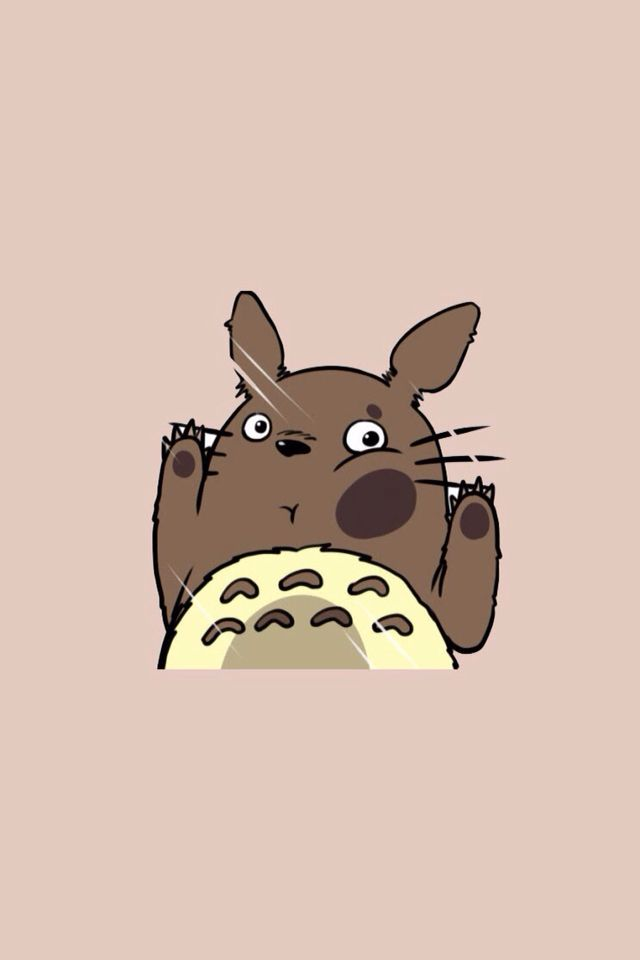 Kawaii iPhone prisoner wallpaper totoro Totoro, Kawaii