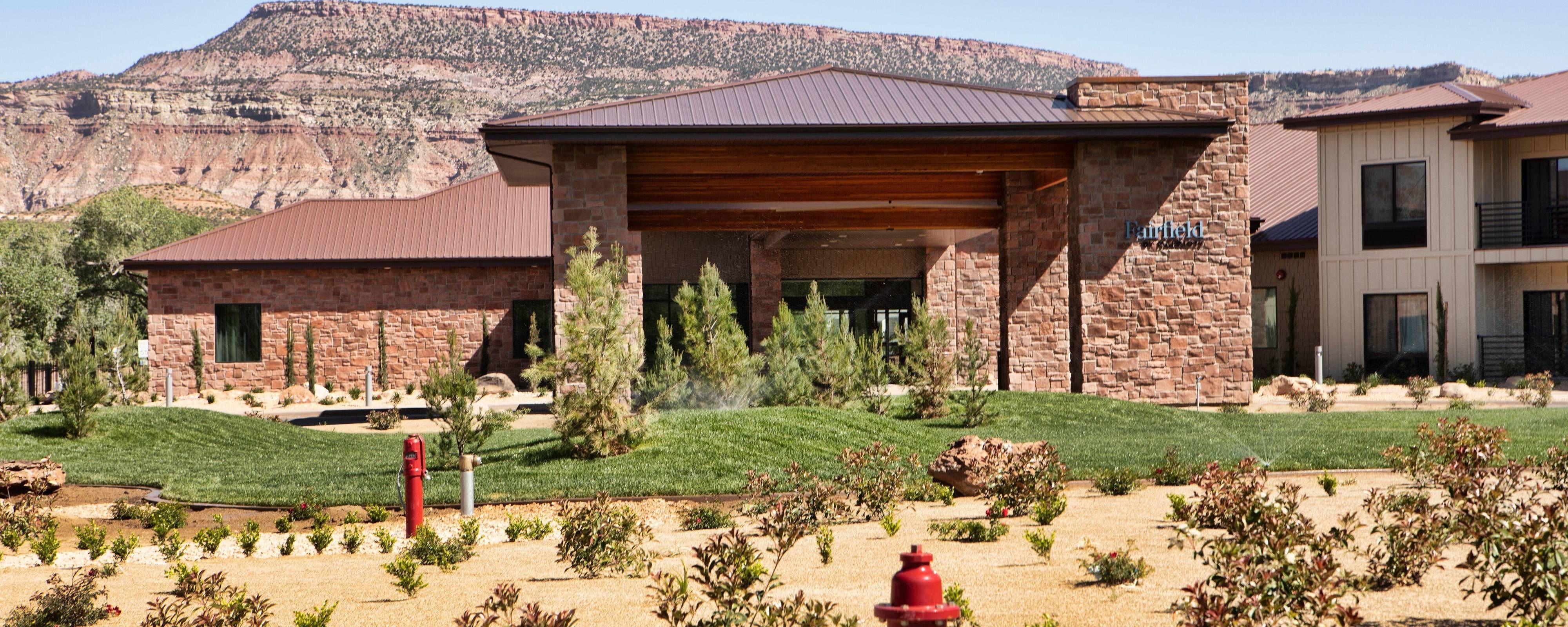 Virgin Hotel Reviews From Real Travelers Read Fairfield Inn Suites Virgin Zion National Park Guest Reviews Zion National Park National Parks Hotels In Utah