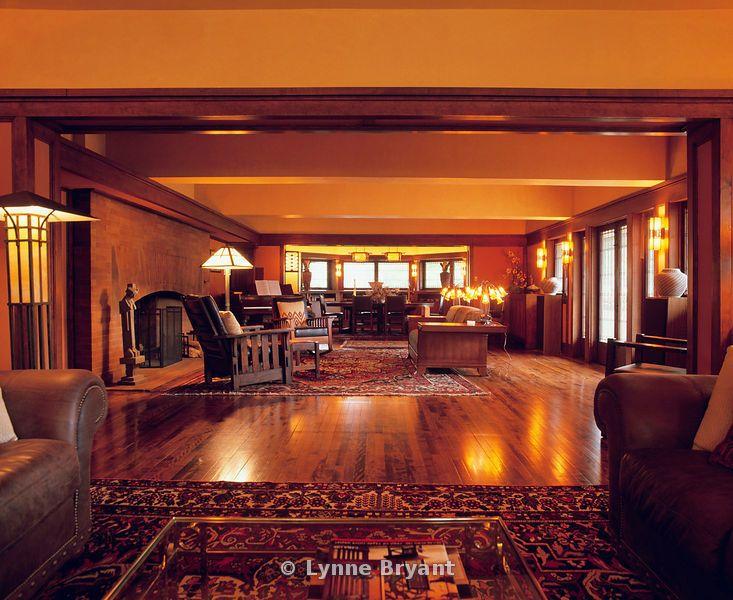 F.B. Henderson House. Elmhurst, Illinois. 1901. Prairie Style. Frank Lloyd Wright.