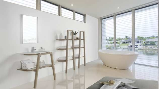 McBath - Baltic Badmöbel Badezimmer Ideen für die Badgestaltung - badezimmer design badgestaltung
