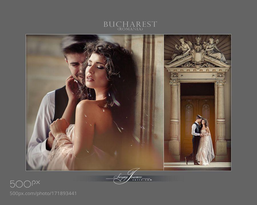 Bucharest 2 by Seriv