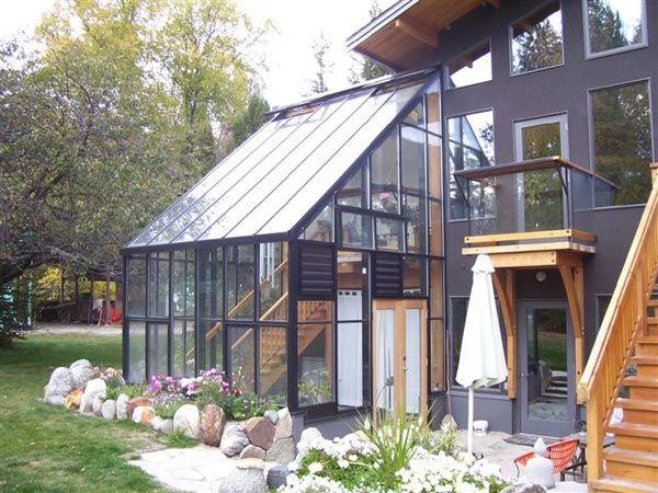 Cross Country Greenhouses Custom