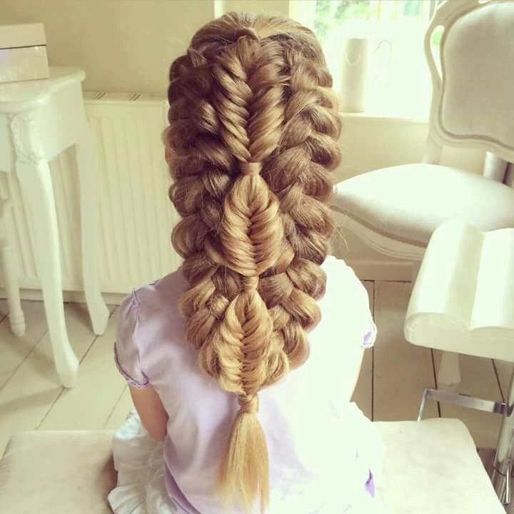 Would Be Super Hard To Do But It S So Pretty Braids