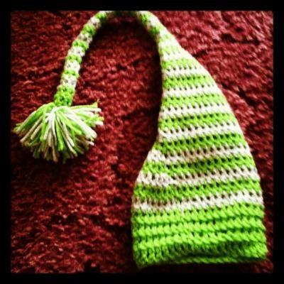 Crochet Pixie Elf Hat   Crochet Patterns   Pinterest