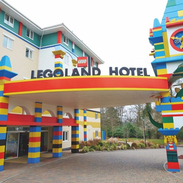 Why Arent Large Lego Bricks Used To Build Full Size Buildings