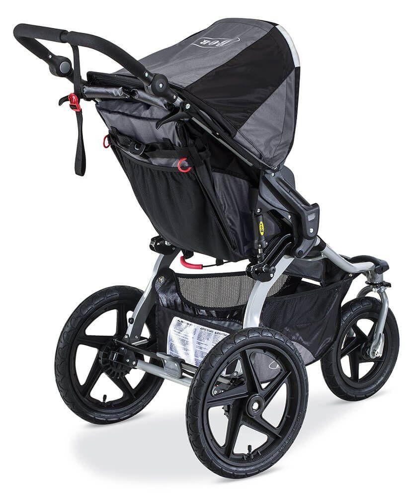 BOB 2016 Revolution FLEX Stroller Review - Best Jogging Stroller , big storage for shopping