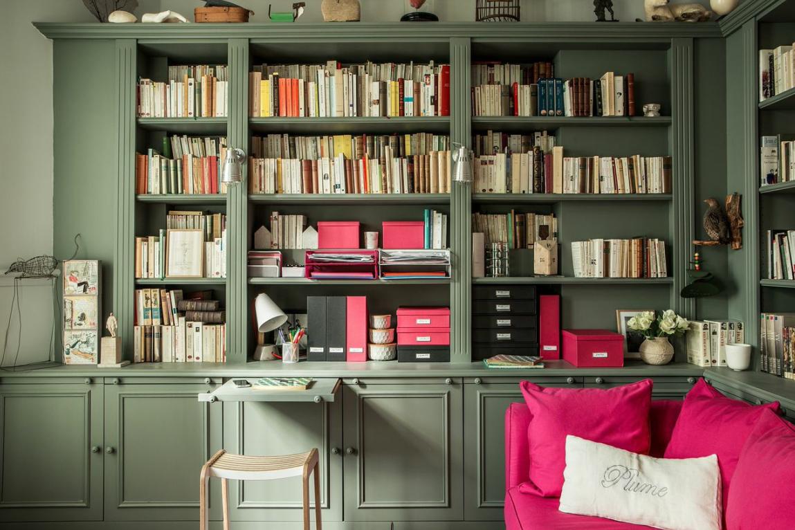 Placards Bibliotheque Livre Rangement Boites De Rangement Classeur On Range Tout Interieur Maison Decoration Maison