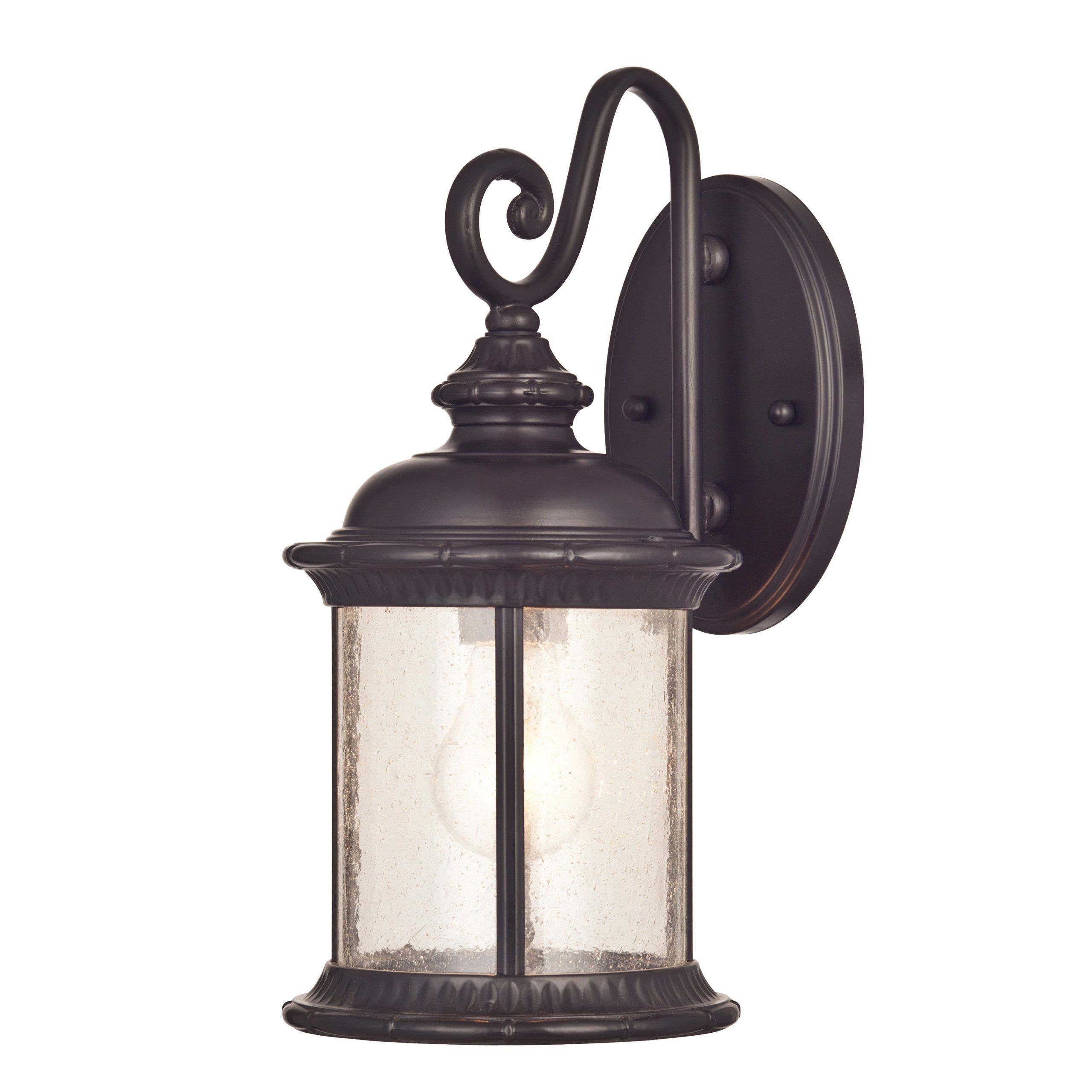 Westinghouse New Haven e Light Exterior Wall Lantern on