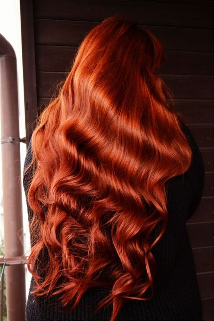 11 Best And Amazing Red Hair Color And Styles To Create This