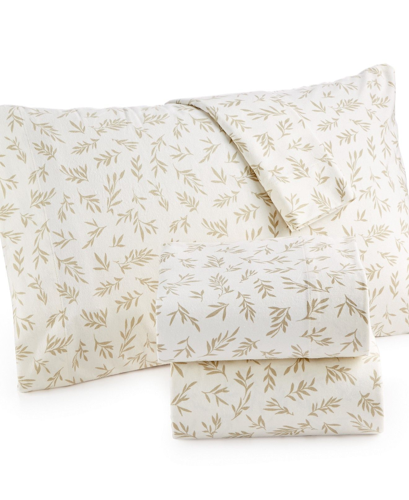 Closeout Martha Stewart Collection Novelty Flannel Sheet Set Only At Macy S Sheets Bed Bath Macy S Twin Xl Sheet Sets Martha Stewart Cotton Flannel Twin xl flannel sheet sets