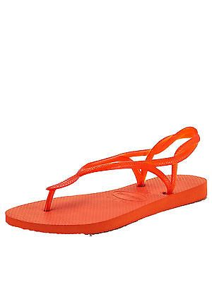 Havaianas bright #ankle strap #orange flip #flops in neon #orange size 3,  View more on the LINK: 	http://www.zeppy.io/product/gb/2/311584275178/