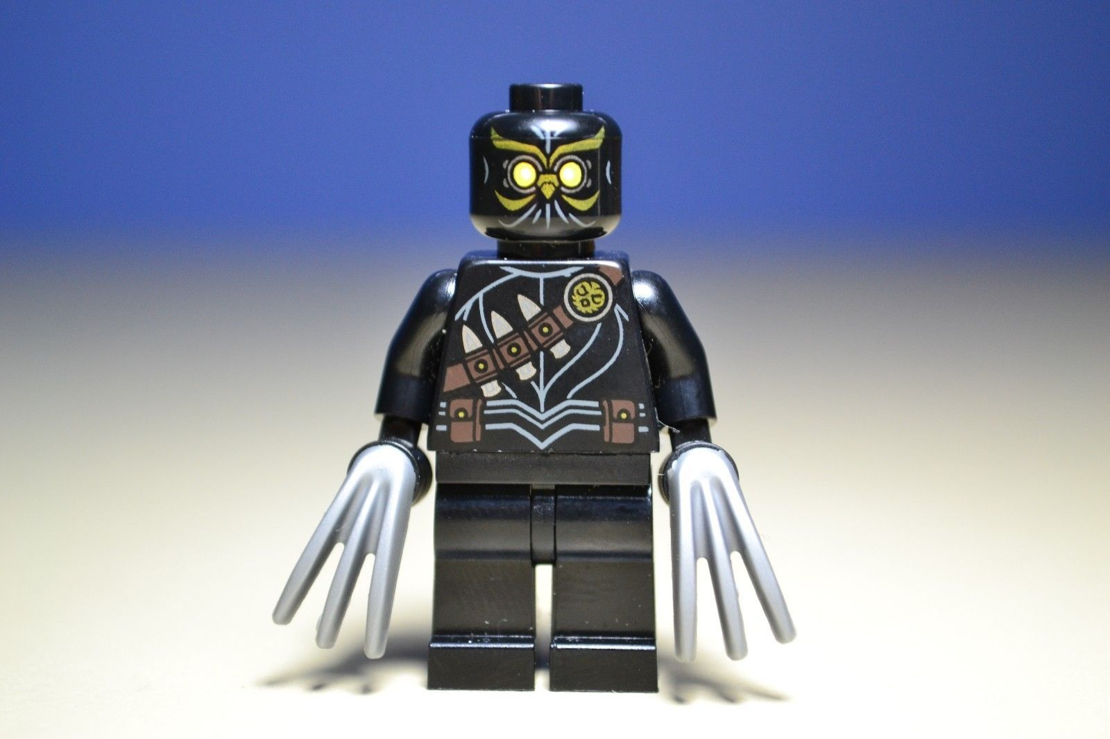 New Minifigure Custom Lego Harley Quinn with Baseball Bat Character DC Comics