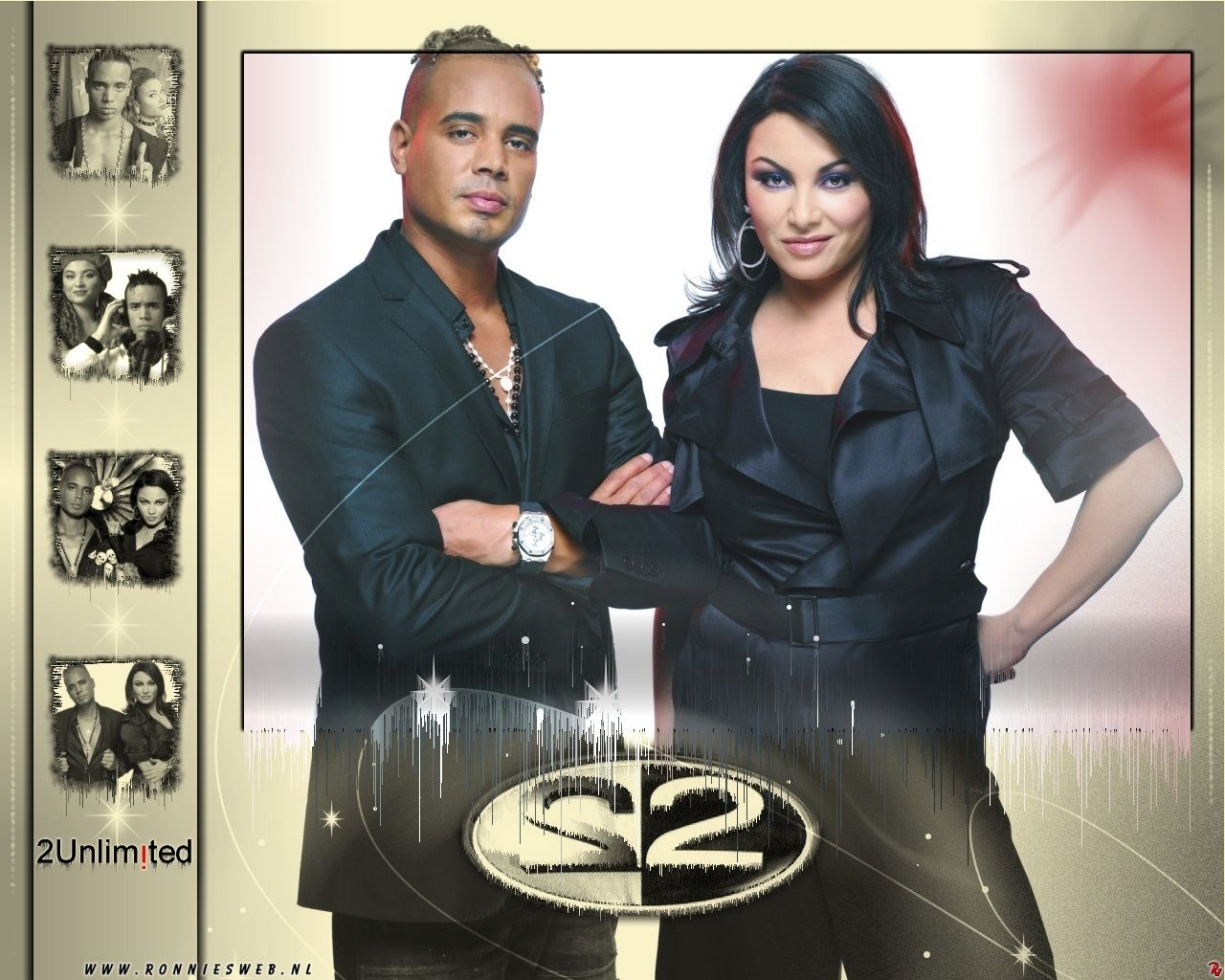 2 Unlimited 2 Unlimited Music Artists Fashion
