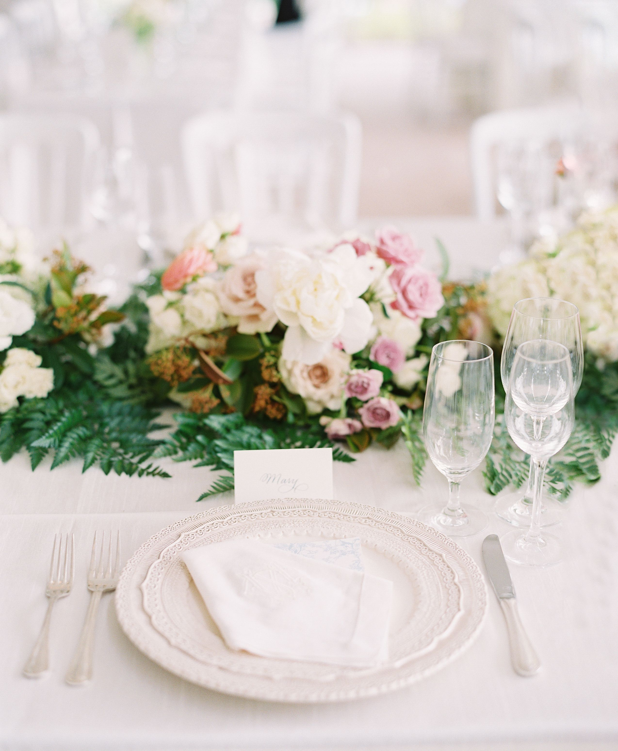 Spring Wedding Elegance With Some Serious Flower Power | Spring ...