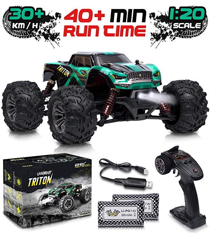 120 Scale RC Cars 30+ kmh High Speed Boys