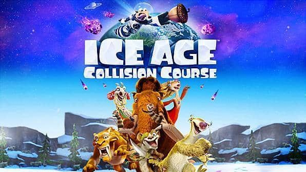 Ice Age Collision Course Movie On Dvd Adventure Movies Animated Movies Comedy Movies Family Adventure Movies Animated Movies Movies