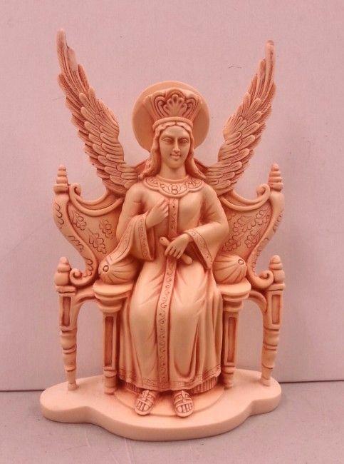 sofia holy wisdom statue